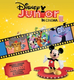 TMevents.ro - Premiera la Cinema City: Eroii Disney Junior vin pe marele ecran