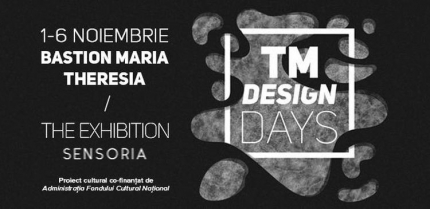 Timisoara Design Days / The Exhibition - Design multisenzorial in premiera in Romania