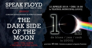 "TMevents.ro - ""The Dark Side of the Moon"", prezentat pe scena Teatrului Municipal Lugoj"
