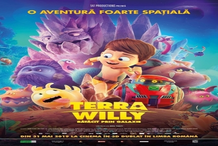 tmevents.ro -TERRA WILLY: RATACIT PRIN GALAXIE